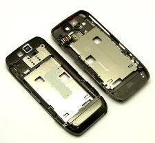ORIGINALE Nokia e66 CORNICE CENTRALE MIDDLE FRAME COVER FRONT quadro vetro della fotocamera