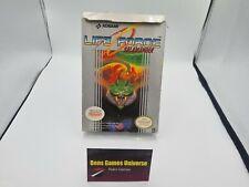 SNES Super Nintendo Life Force Salamander  PAL B Ovp Leer / Empty