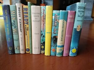 Lot 12 Vintage SDA Books Hardcover Review & Herald Adventist R & H