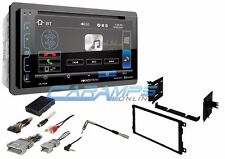 "NEW SOUNDSTREAM 6.2"" BLUETOOTH CAR STEREO W INSTALL KIT ONSTAR & BOSE & SWC"