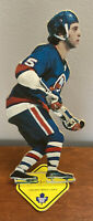 1975 Carton-Craft Hockey Heroes NHL Stand-Up New York Islanders Billy Harris