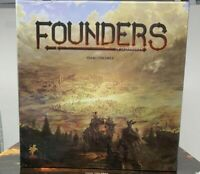 Founders of Gloomhaven Board Game -New in Shrink- by Cephalofair Games