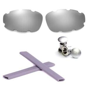 WL Polarized Purple Replacement Lenses For Oakley New M Frame Sweep Sunglasses