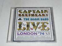Captain Beefheart - Live - London '74 (2006)