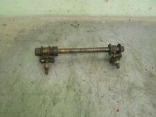 suzuki  rg  125  gamma   rear  spindle
