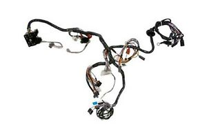 70 Mustang Main Underdash Wiring Harness w/ Tach, After 11/01/1969