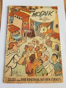 Mosaik Hannes Hegen Digedags Nr. 14