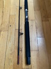 Shimano Triton Down Rigger Tdr-2802 8' 8-17Lb Action Medium Spinning Fishing Rod