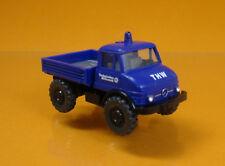 """Wiking 069329 Mercedes-Benz Unimog u 406 """"THW"""""""