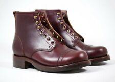 Julian Boots, Bowery Boot, Horween CHRXL Dark Cherry
