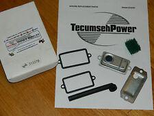 GENUINE Tecumseh H25, H35 Breather assembly 31337B Troy bilt Tuffy