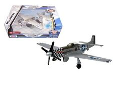 1:48 Scale Prestige Metal Diecast  P-51 Aircraft