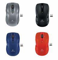 Logitech M545/M546 2.4G Wireless Mouse 1000DPI USB Optical Computer Gaming Mice