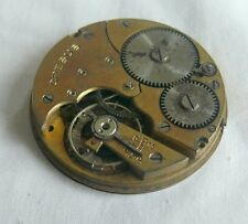 Cresus Movement Pocket Watch - 43Mm Diameter - For Repair Or Parts - Swiss