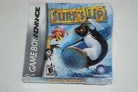 Surf's Up Nintendo Game Boy Advance New in Sealed Box