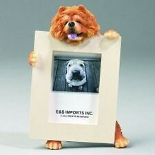 chow chow red picture frame 15-12