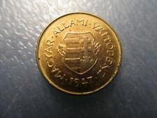 HUNGRIA HUNGARY 2 FILLER 1947 KM 529 EBC+