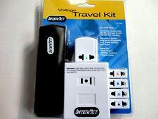 Worldwide Foreign Voltage Converter Travel Kit & Adapters 1600 Watt Converter