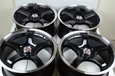 17 wheels Accord Civic Sonata Tiburon Cooper Legend Ion Miata 4x100 4x114.3 Rims