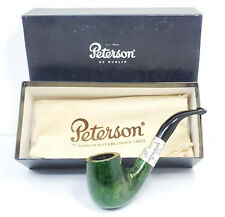 Brand New 2000 Peterson: GREEN SPRAY SPIGOT (69) Fishtail UNSMOKED, NEW IN BOX