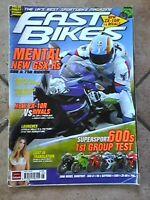 Fast Bikes motorbike magazine - may 2006 -