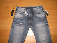 NWT Men's Buffalo David Bitton Driven-X Straight Stretch Jeans (Retail $109.00)