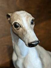 More details for north light @ wade whippet greyhound  premier dog ornament 70s figure