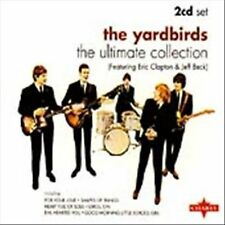 THE YARDBIRDS - THE ULTIMATE COLLECTION NEW CD