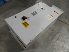 Used Abb Ach550 Bc 031a 4b055f267 Enclosed Variable Frequency Drive 20 Hp