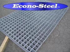 STEEL GALVANISED MESH HANDY PANEL 50x50x3mm 2000x1200 Multi use, Fence panel etc