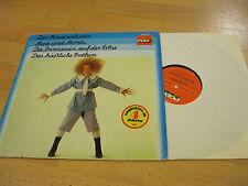 LP Der Struwwelpeter Max & Moritz Häßliche Entlein Hörspiel Vinyl POLY 2950 109