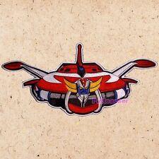 "Grendizer Big Patch Cartoon Robot Aphrodai Mazinger Z Great 12"" Embroidered"