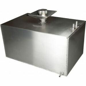 OBP 8 Gallon Carré Aluminium Réservoir à Carburant (OBPFTSSB03)
