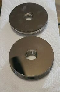 LOT OF 30 HARD DRIVE PLATTERS FOR SCRAP - ART - PLATINUM RECOVERY - COLLECTION