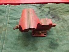 "Wilton Mechanics Bench Vise 5"" Jaw Swivel Base Made in USA"