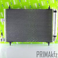 VALEO 817824 Kondensator Klimakühler mit Trockner Citroen C5 Peugeot 407