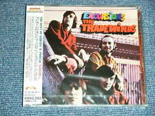 TRADEWINDS + INNOCENCE ANDERS & PONCIA Japan 1998 Brand new SEALED CD BEST OF