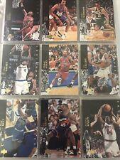 1993-94 Upper Deck SE Basketball Complete Set See Pics Michael Jordan