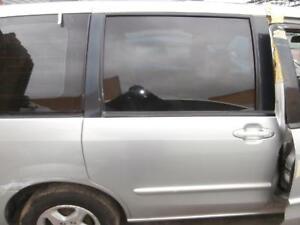MAZDA MPV RIGHT REAR DOOR  LOCK , LW, 08/99-05/02 99 00 01 02