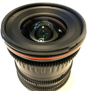 Tokina Cinema ATX 11-16mm T3 Wide Angle Zoom Lens for MFT M4/3 Mount