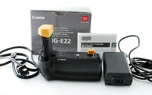 Near MINT in Box Canon BG-E22 Battery Grip for EOS R Mirrorless from Japan Fdx