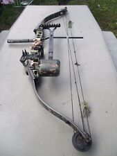 "GREAT CONDITION HOYT-USA LEGACY COMPOUND BOW-46"" LONG AS IS SHOWN"