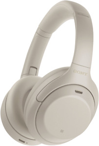 NEW Sony WH1000XM4S Noise Cancelling Headphones Silver