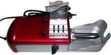 Macchinetta per sigarette trita tabacco riempi tubi automatica con trituratore