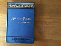 Sylvie and Bruno by Lewis Carroll. London, New York : Macmillan, 1890