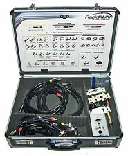 【NEW】RapidRun Modular Asst-Flying Leads,Wall Plates,Runner Cables in Sales Case!