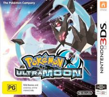 Pokemon Ultra Moon Nintendo 3DS