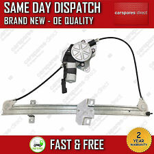 MAZDA 121 MK3 1995>2003 FRONT LEFT SIDE ELECTRIC WINDOW REGULATOR & 2 PIN MOTOR