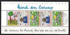 Netherlands - 1987 Child welfare - Mi. Bl. 30 FU