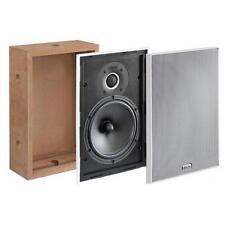 Speakers acoustic Indiana Line TESI Q (Pair) recessed for walls in muratur